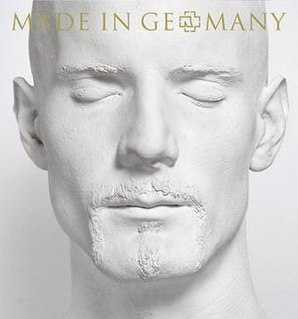 <i>Made in Germany 1995–2011</i> 2011 greatest hits album by Rammstein