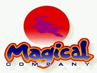 Magical Company Japanese game development company