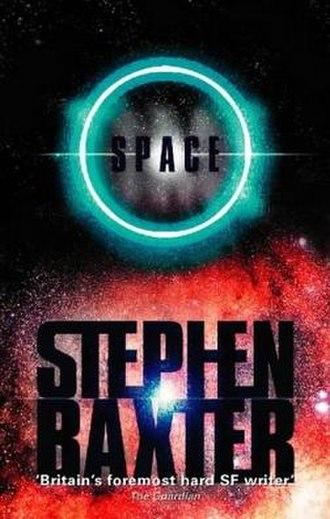Space (Baxter novel) - Image: Manifold Space UK
