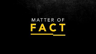 <i>Matter of Fact with Stan Grant</i> television series