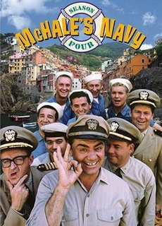 <i>McHales Navy</i> American television series 1962-1966