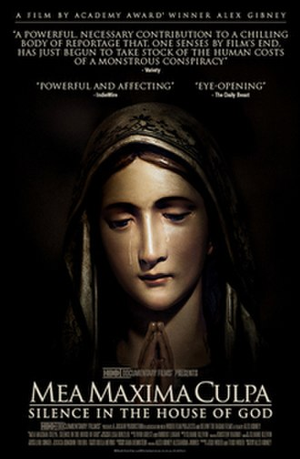 Mea Maxima Culpa: Silence in the House of God - Image: Mea Maxima Culpa Silence in the House of God poster