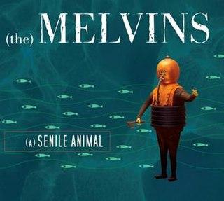 <i>(A) Senile Animal</i> 2006 studio album by Melvins
