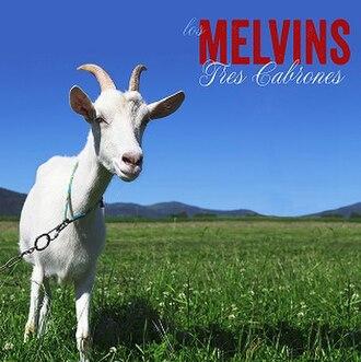 Tres Cabrones - Image: Melvins Tres Cabrones