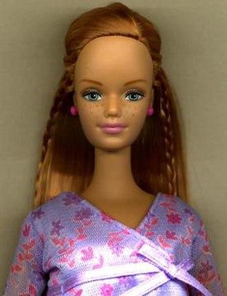 "Midge (Barbie) - The controversial ""pregnant"" Midge doll"