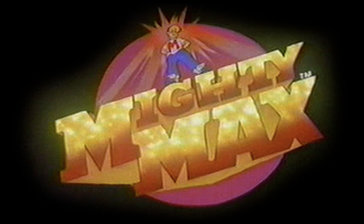 Mighty Max (TV series) - Mighty Max title card