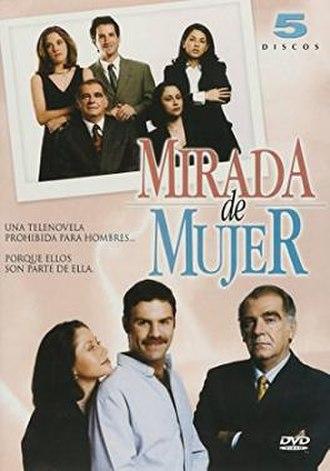 Mirada de mujer - DVD poster