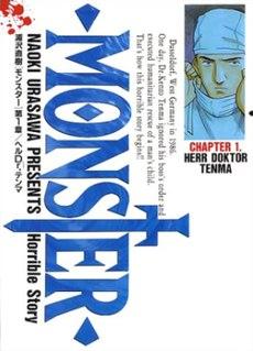 <i>Monster</i> (manga) Japanese manga series by Naoki Urasawa
