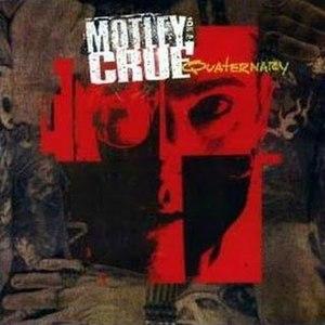 Quaternary (EP) - Image: Motley crue Quaternary
