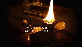 Murdoch Mysteries - Image: Murdoch Mysteries