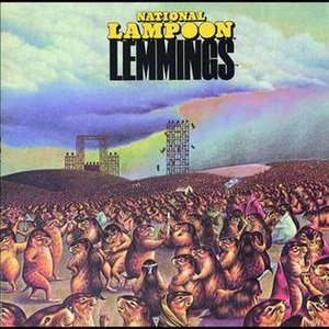 Lemmings (National Lampoon) - Image: NL Lemmings