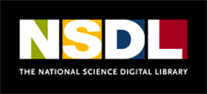 National Science Digital Library - The logo of the National Science digital library