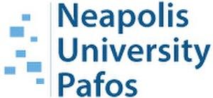Neapolis University Paphos - Image: Neapolis University Paphos Logo