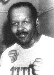 Neville Meade British boxer