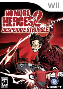 Image result for no more heroes 2
