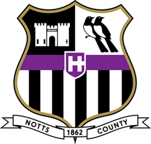 Notts County F.C. - The logo used during the 2009–10 season