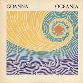 Oceania (Goanna album) - Image: Oceania by Goanna