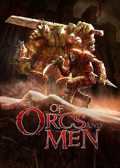 Picture of a game: Of Orcs And Men