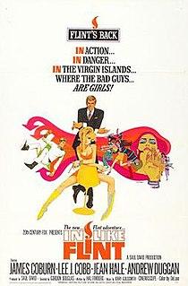 <i>In Like Flint</i> 1967 film by Gordon Douglas