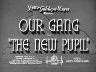 <i>The New Pupil</i> 1940 film by Edward L. Cahn