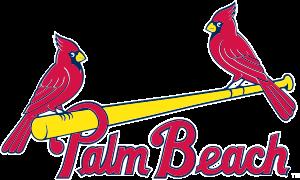 Palm Beach Cardinals - Image: PB Cards