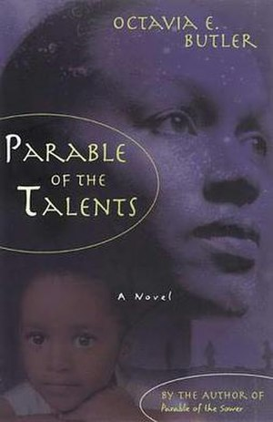 Parable of the Talents (novel) - Cover of first edition (hardcover)
