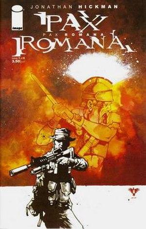 Pax Romana (comics) - Image: Pax Romana 01