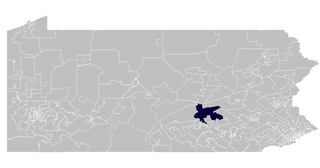 Pennsylvania House of Representatives, District 104