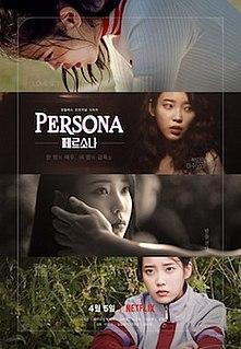 <i>Persona</i> (TV series) 2019 South Korean television series