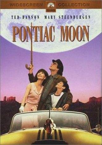 Pontiac Moon - DVD cover