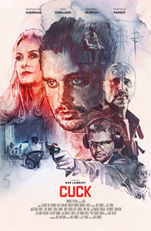 Poster for film Cuck (2019).png