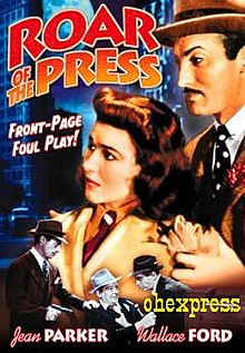 Poster of the movie Roar of the Press.jpg