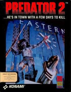 <i>Predator 2</i> (1990 video game)