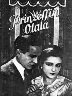 <i>Princess Olala</i> 1928 film by Robert Land
