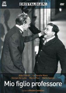 <i>Professor, My Son</i> 1946 Italian film directed by Renato Castellani