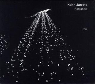 <i>Radiance</i> (album) 2005 live album by Keith Jarrett