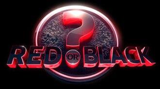 Red or Black? - Image: Red or black logo