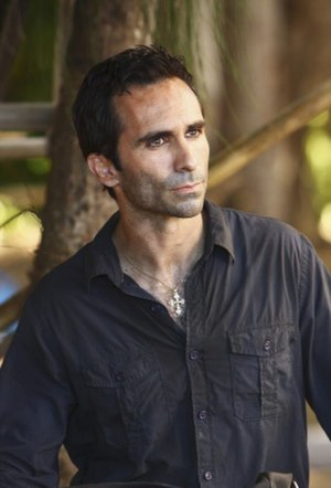 Richard Alpert (Lost) - Nestor Carbonell as Richard Alpert