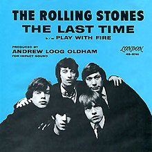 The Rolling Stones — The Last Time (studio acapella)