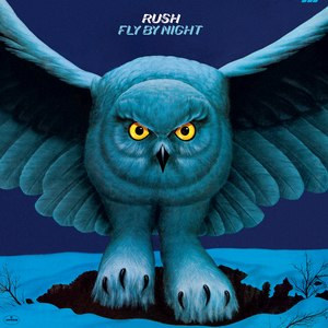 Fly by Night (album) - Image: Rush Fly by Night