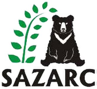 South Asian Zoo Association for Regional Cooperation - The other logo of SAZARC