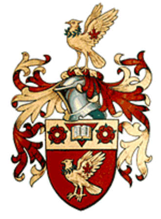 Sir George Williams University - Image: SGW coat of arms