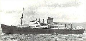 SS Heraklion - Image: SS Leicestershire