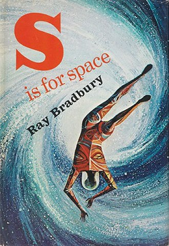 S Is for Space - Dust-jacket from the first edition