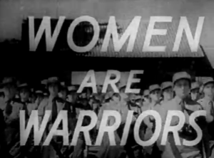 Women Are Warriors - Opening title