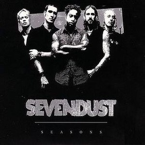 Seasons (Sevendust album) - Image: Seasons Cover