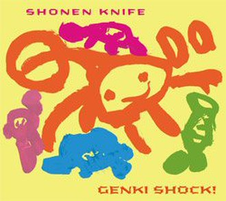 Genki Shock! - Image: Shonenknifegenkishoc k
