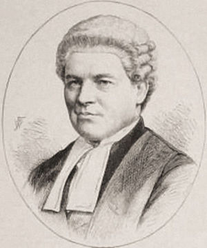 Richard Garth - Sir Richard Garth, 1875