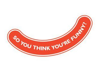 So You Think You're Funny - So You Think You're Funny logo
