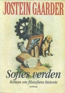 <i>Sophies World</i> novel by Jostein Gaarder